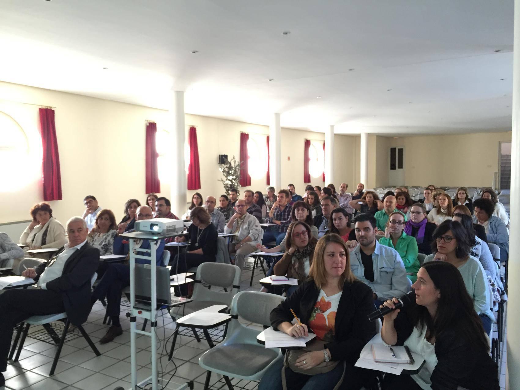 Reunión de trabajo de las universidades populares de Ciudad Real