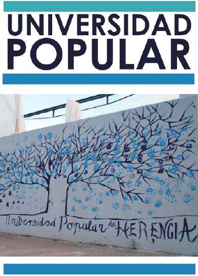 Universidad popular 2 - La Universidad Popular abre la matrícula de su segundo cuatrimestre