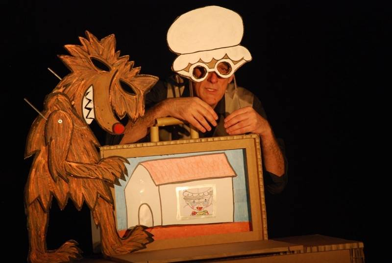 Teatro en Inglés: Little Red Riding Hood (Caperucita Roja) 1