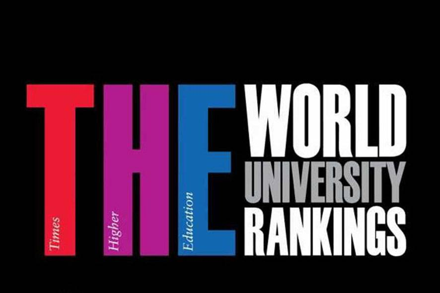 the world university rankings - La UCLM entra en el ranking THE de mejores universidades del mundo