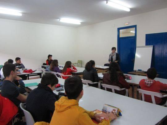 Curso tecnicas de estudio 005 2 - Nace el Centro Joven Pablo Iglesias