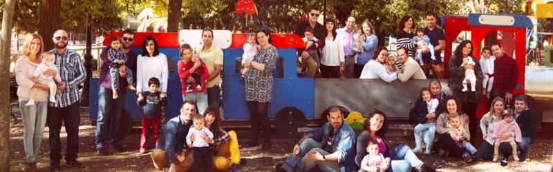 Grupo de Apoyo a la Lactancia Materna de Herencia 2015