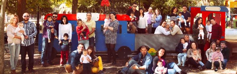 Grupo de Apoyo a la Lactancia Materna de Herencia 2015 - Segundas Jornadas de Lactancia Materna en Herencia