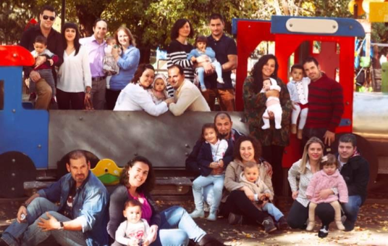 Grupo de Apoyo a la Lactancia Materna de Herencia 2015 2 - Segundas Jornadas de Lactancia Materna en Herencia
