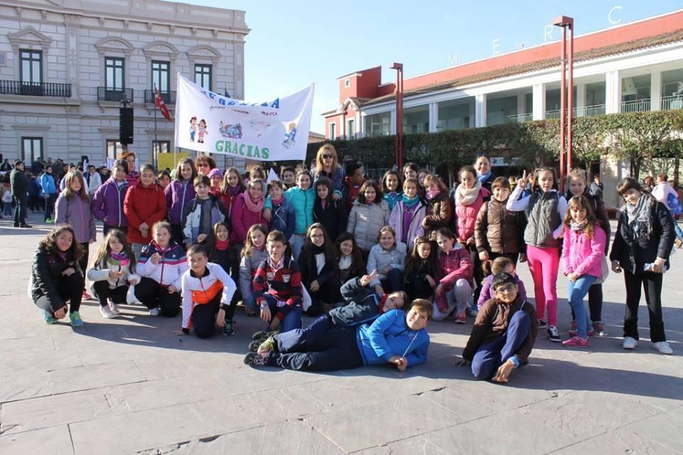 Herencia en el VII Encuentro de Infancia Misionera - Herencia participa en el VII Encuentro de Infancia Misionera