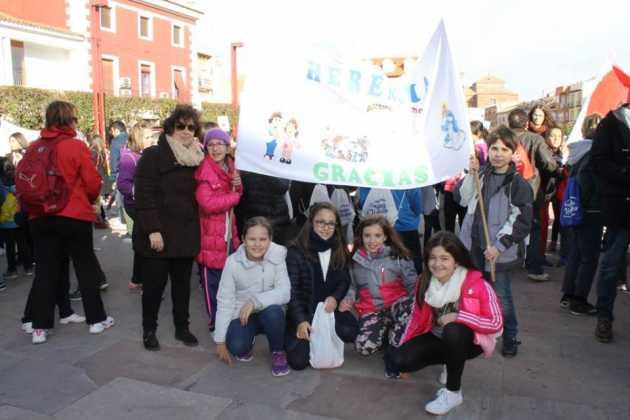Herencia participa en el VII Encuentro de Infancia Misionera 1