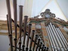 Misa de bendicion de los trabajos de restauracion y reconstruccion del organo barroco de Herencia 2 226x170 - Herencia se suma a la IV Ruta de Órganos Históricos de Castilla-La Mancha