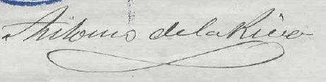 "antonio de la riva - La ""mili"" a finales del siglo XIX"