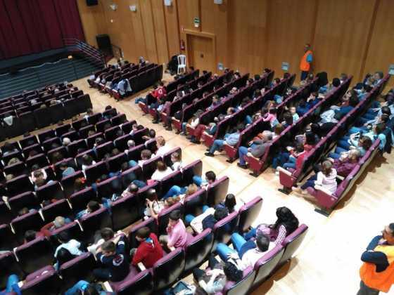 apertura auditorio de Herencia foto ayuntamiento de Herencia 2 560x420 - El auditorio de Herencia abre sus puertas por primera vez
