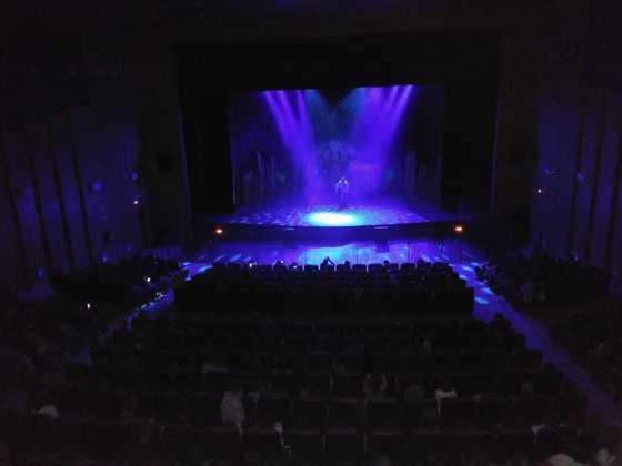 apertura auditorio de Herencia foto ayuntamiento de Herencia 4 560x420 - El auditorio de Herencia abre sus puertas por primera vez