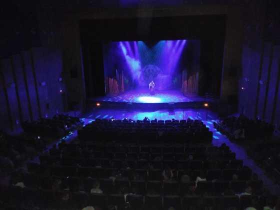 apertura auditorio de Herencia foto ayuntamiento de Herencia 5 560x420 - El auditorio de Herencia abre sus puertas por primera vez