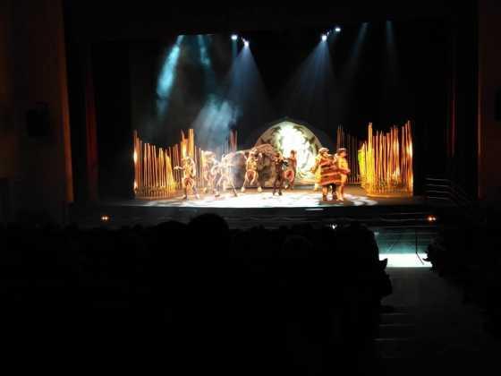 El auditorio de Herencia abre sus puertas por primera vez 2