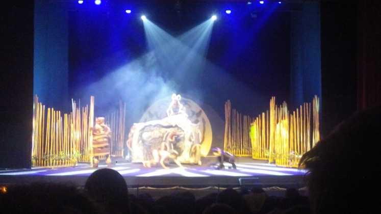 apertura del auditorio de Herencia con el musical El Libro de la Selva 4 747x420 - El auditorio de Herencia abre sus puertas por primera vez