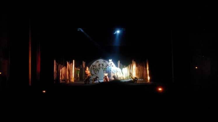 apertura del auditorio de Herencia con el musical El Libro de la Selva 5 747x420 - El auditorio de Herencia abre sus puertas por primera vez