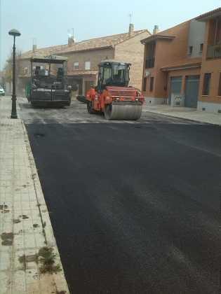 Asfaltado de calles en nuestra localidad 4