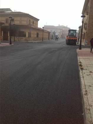 Asfaltado de calles en nuestra localidad 2