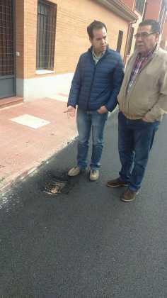 Asfaltado de calles en nuestra localidad 9