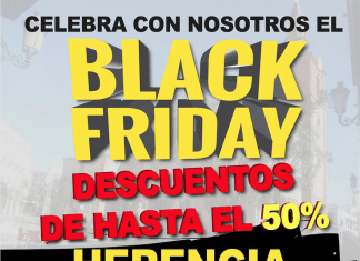 Black Friday o Viernes Negro en Herencia