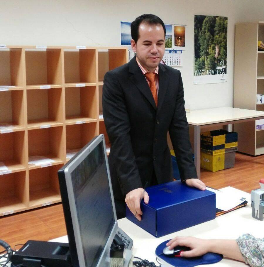 Solicitud del Alcalde de Herencia, Sergio García-Navas, de la declaración de Interés Turístico Nacional del Carnaval de Herencia