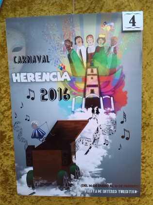 carteles concurso cartel de carnaval de herencia 2016 13 315x420 - Ya puedes ver los Carteles de Carnaval 2016