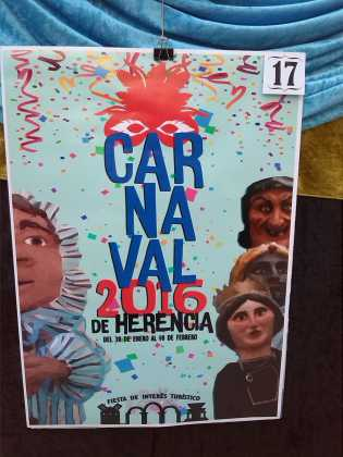 carteles concurso cartel de carnaval de herencia 2016 14 315x420 - Ya puedes ver los Carteles de Carnaval 2016