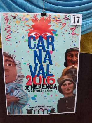 Ya puedes ver los Carteles de Carnaval 2016 14