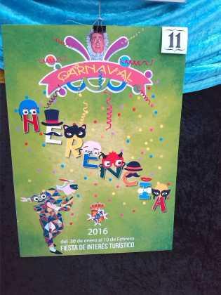 carteles concurso cartel de carnaval de herencia 2016 15 315x420 - Ya puedes ver los Carteles de Carnaval 2016