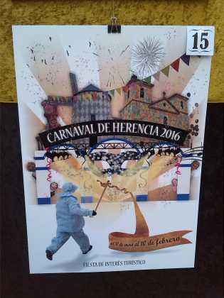 Ya puedes ver los Carteles de Carnaval 2016 16