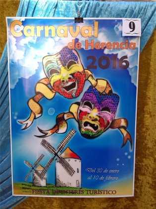 carteles concurso cartel de carnaval de herencia 2016 17 315x420 - Ya puedes ver los Carteles de Carnaval 2016