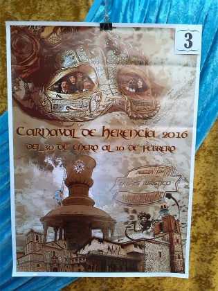 carteles concurso cartel de carnaval de herencia 2016 2 315x420 - Ya puedes ver los Carteles de Carnaval 2016
