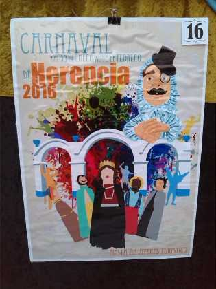Ya puedes ver los Carteles de Carnaval 2016 4