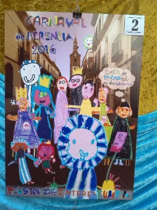 carteles concurso cartel de carnaval de herencia 2016 6 315x420 - Ya puedes ver los Carteles de Carnaval 2016