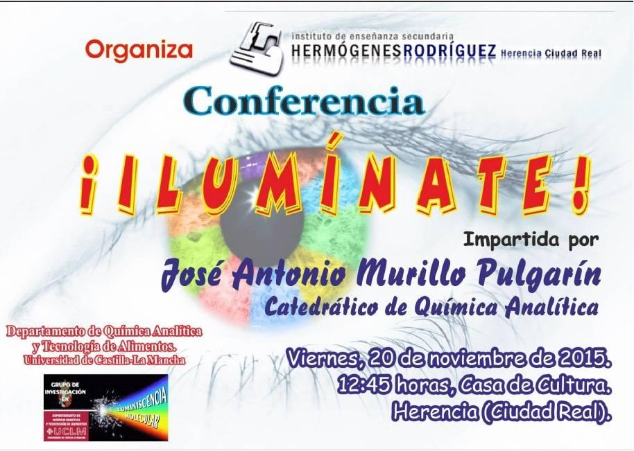 conferencia iluminate herencia