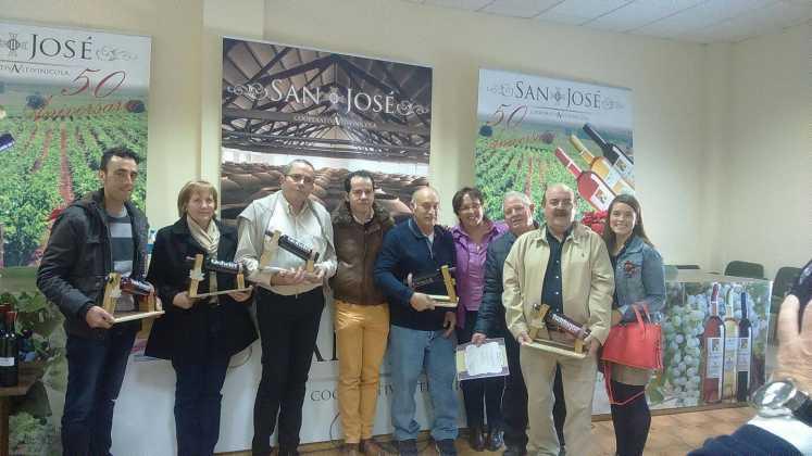 entrega premios iii concurso de vinos en herencia 1 747x420 - Entrega de premios III Concurso de Vinos, Mistelas y Arropes artesanales