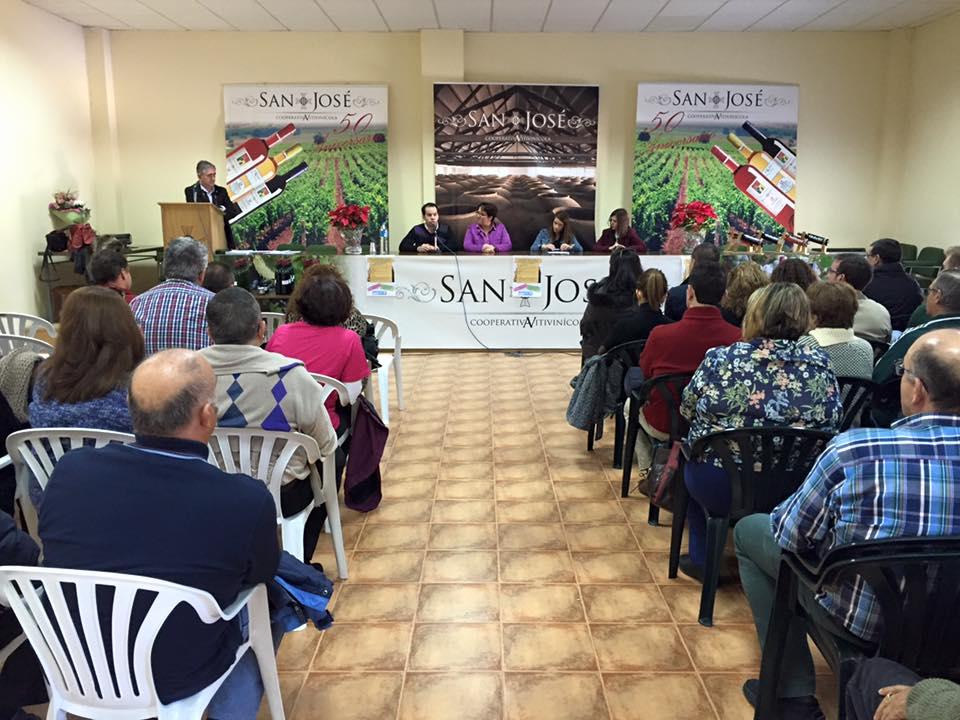 entrega premios iii concurso de vinos en herencia 4 - Entrega de premios III Concurso de Vinos, Mistelas y Arropes artesanales