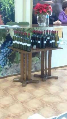 entrega premios iii concurso de vinos en herencia 5 236x420 - Entrega de premios III Concurso de Vinos, Mistelas y Arropes artesanales