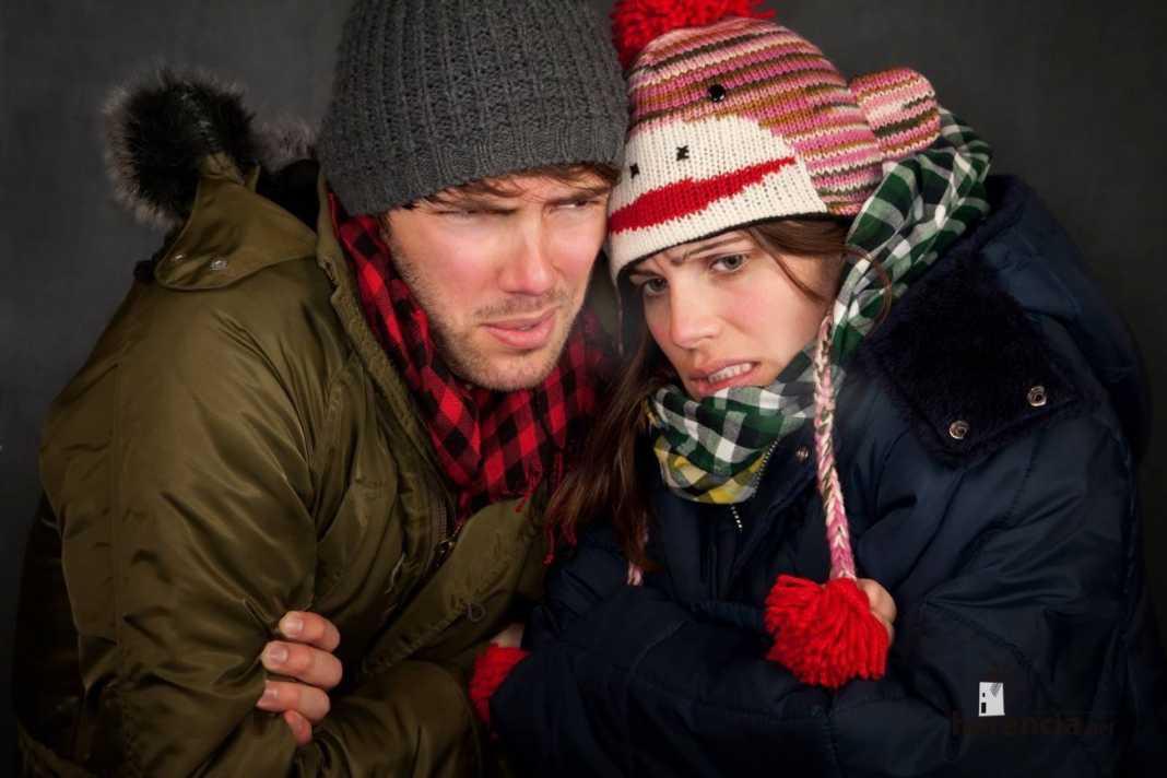 El frío se presenta sin avisar. Preparar abrigos y bufandas 1