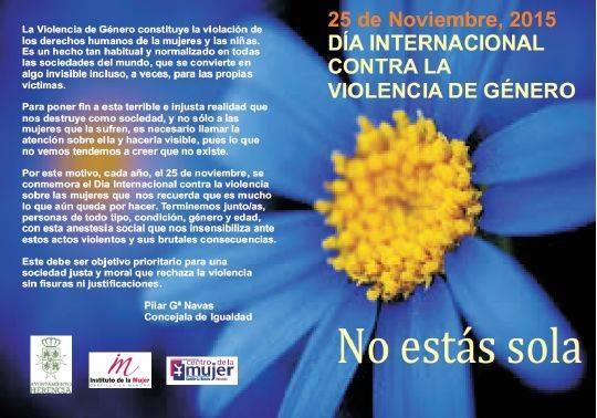 herencia contra la violencia de género