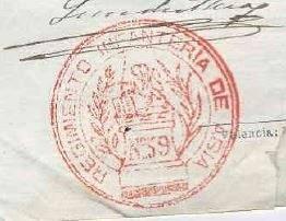 """infanteria - La """"mili"""" a finales del siglo XIX"""