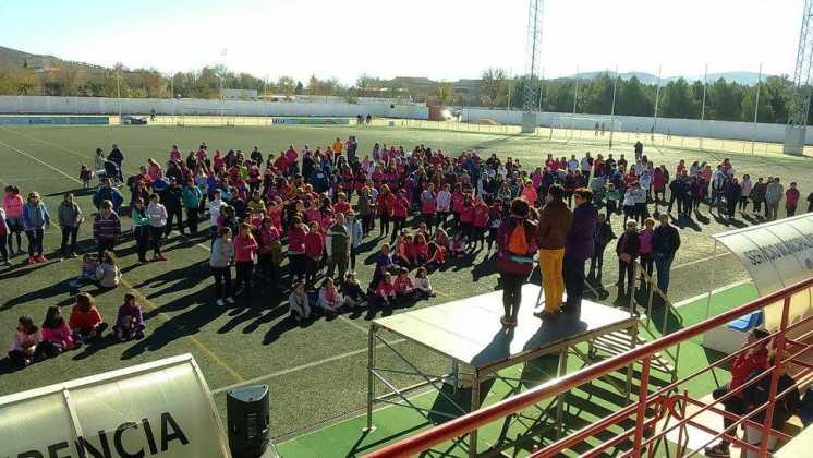 Imágenes y vídeos de la I Marcha contra la Violencia de Género 5