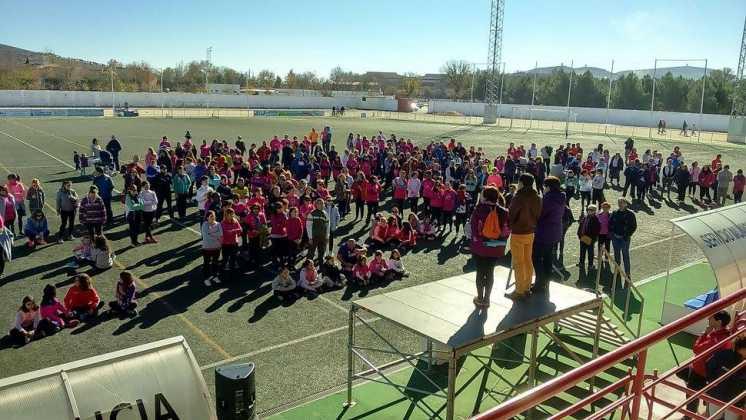 Imágenes y vídeos de la I Marcha contra la Violencia de Género 23