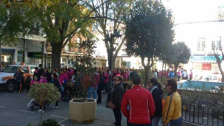 Imágenes y vídeos de la I Marcha contra la Violencia de Género 2