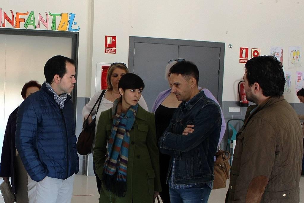 pacto por educacion colegio en herencia 1 - PSOE propondrá un gran pacto por la Educación