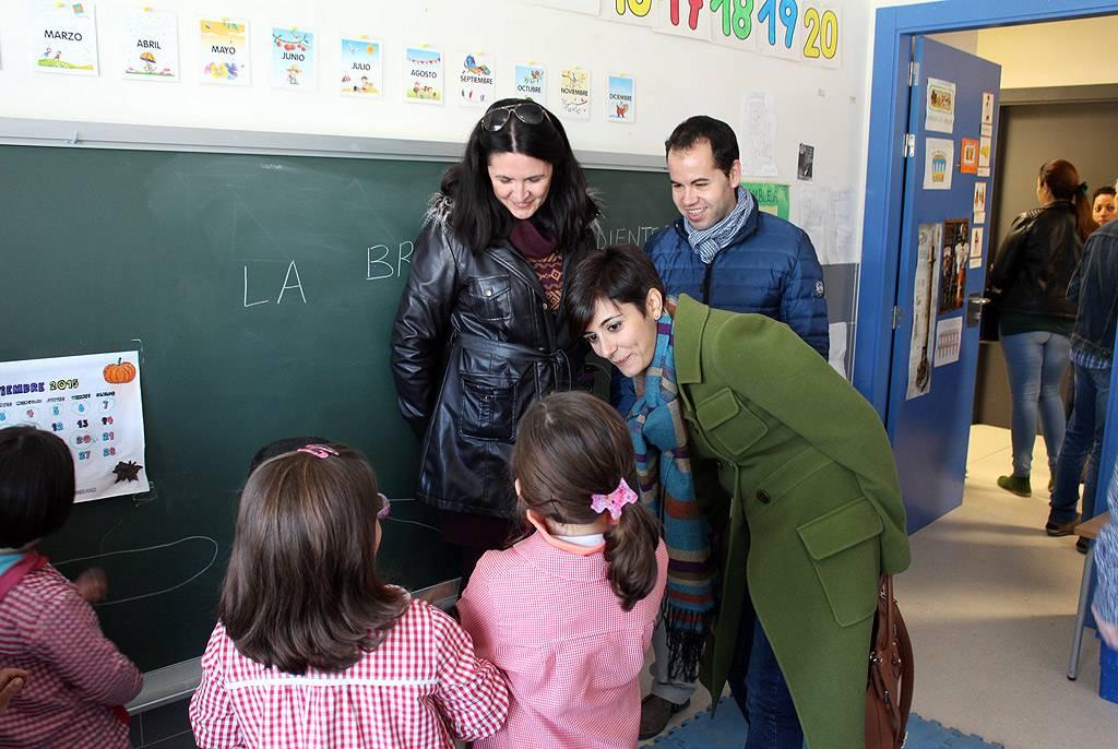 pacto por educacion colegio en herencia 2 - PSOE propondrá un gran pacto por la Educación
