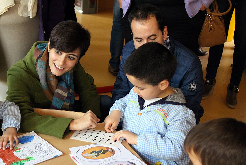 pacto por educacion colegio en herencia 3 - PSOE propondrá un gran pacto por la Educación