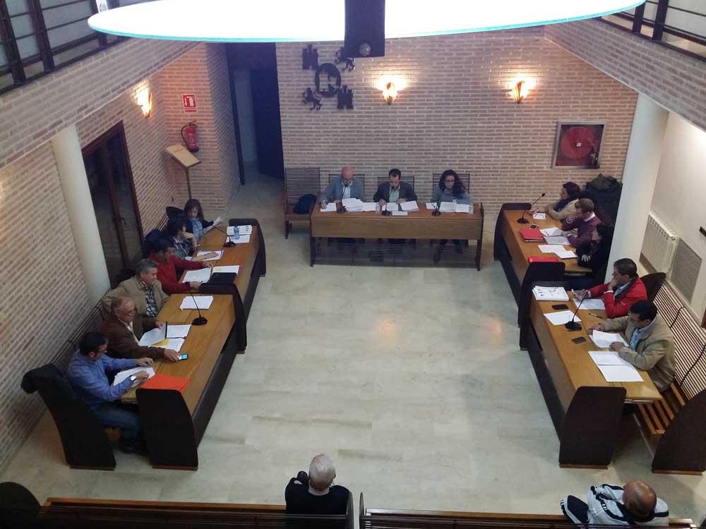 El pleno aprueba la modificación de varias ordenanzas y el presupuesto municipal 1
