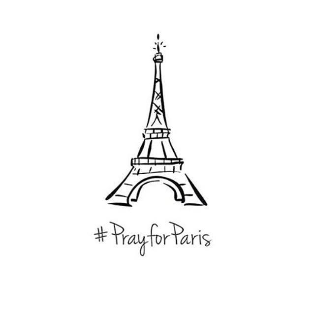 pray for paris - Estamos con París. #jesuisparis #prayforparis