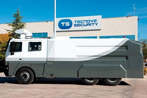 Tecnove Security obtiene la certificación Bequal categoría Plus 3