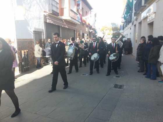 09Procesion de la Inmaculada en Herencia 2015 560x420 - Fotografías y vídeos de las fiestas de la Inmaculada Concepción