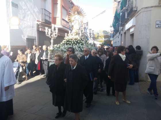 11Procesion de la Inmaculada en Herencia 2015 560x420 - Fotografías y vídeos de las fiestas de la Inmaculada Concepción